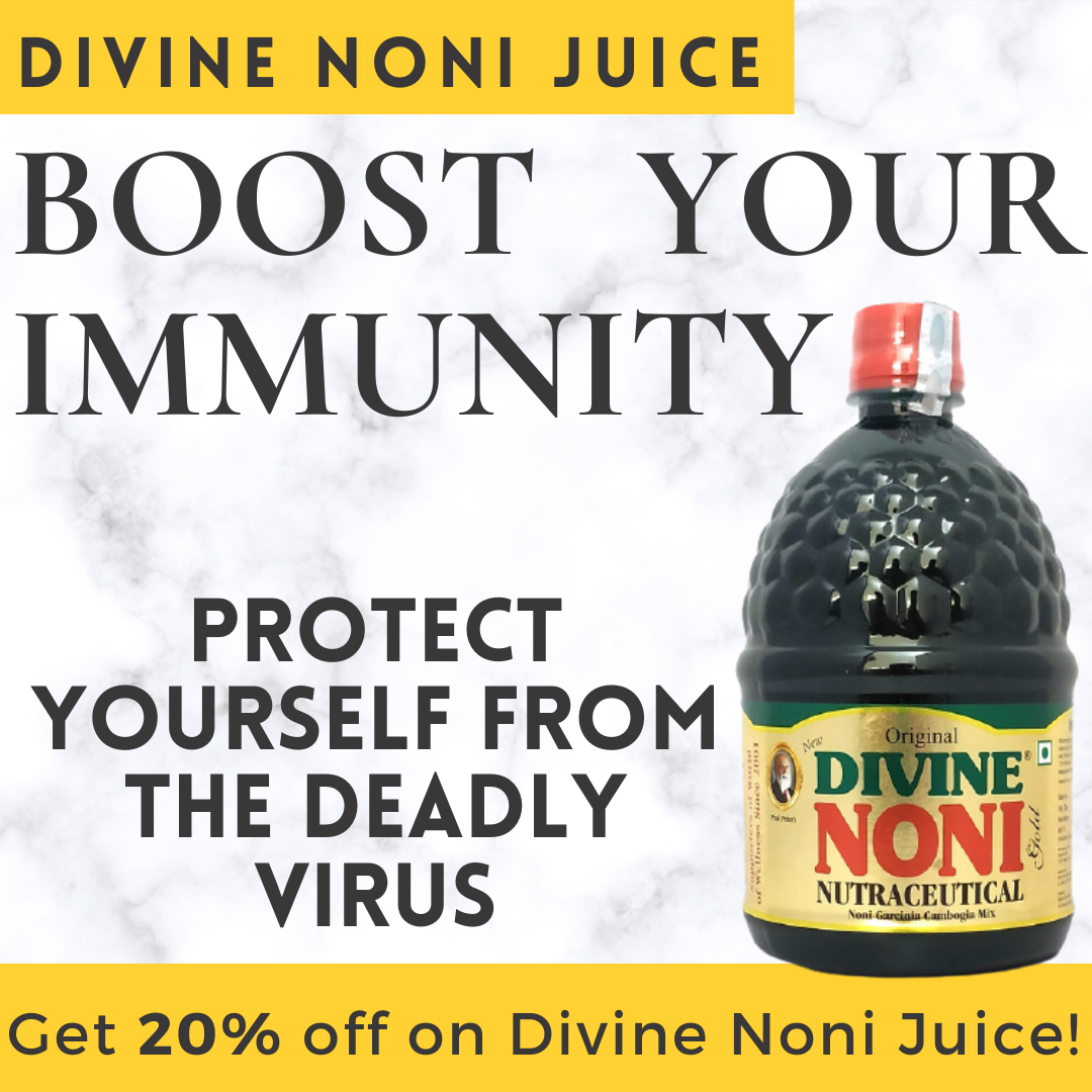 Boost Your Immunity & Protect Yourself From The Deadly Virus