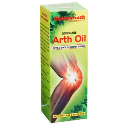 Goodcare Arth Oil 100ml, Improves Joint Functions - divinenoni.com-1