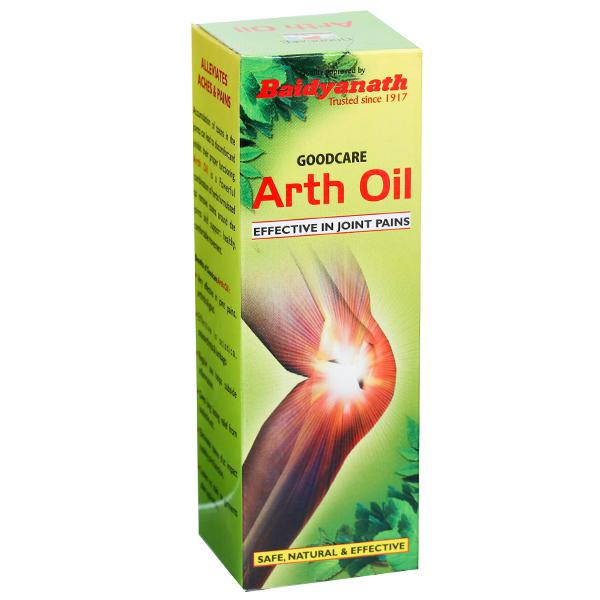 Goodcare Arth Oil 100ml, Improves Joint Functions